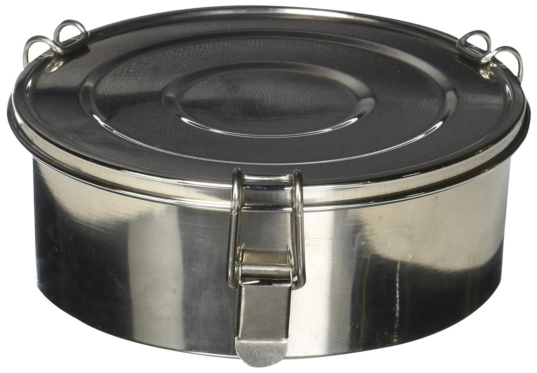 Amazon.com: Dolce Cucina molde para flan de acero inoxidable ...