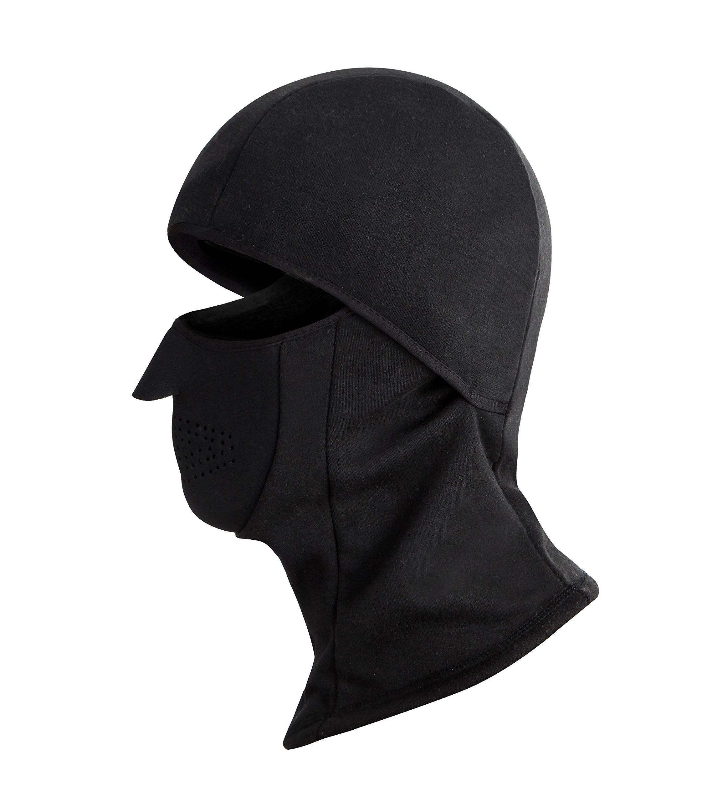 ZERDOCEAN Winter Windproof Fleece Thermal Full Face Motorcycle Ski Mask Balaclava