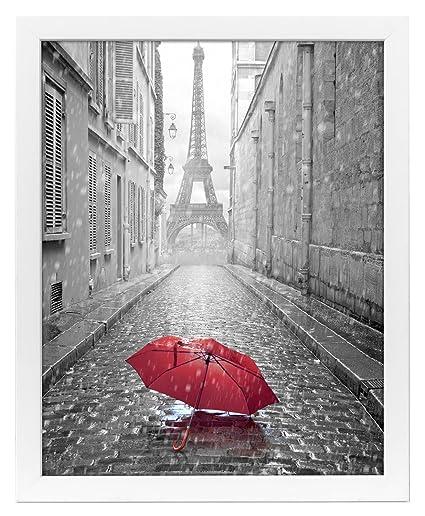 Amazon Americanflat 18x24 White Poster Frame With Plexiglass