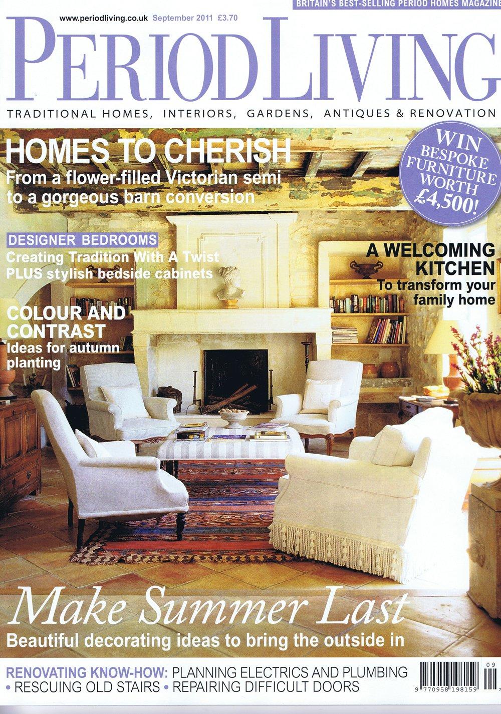 Period Living Magazine Amazon Com Magazines