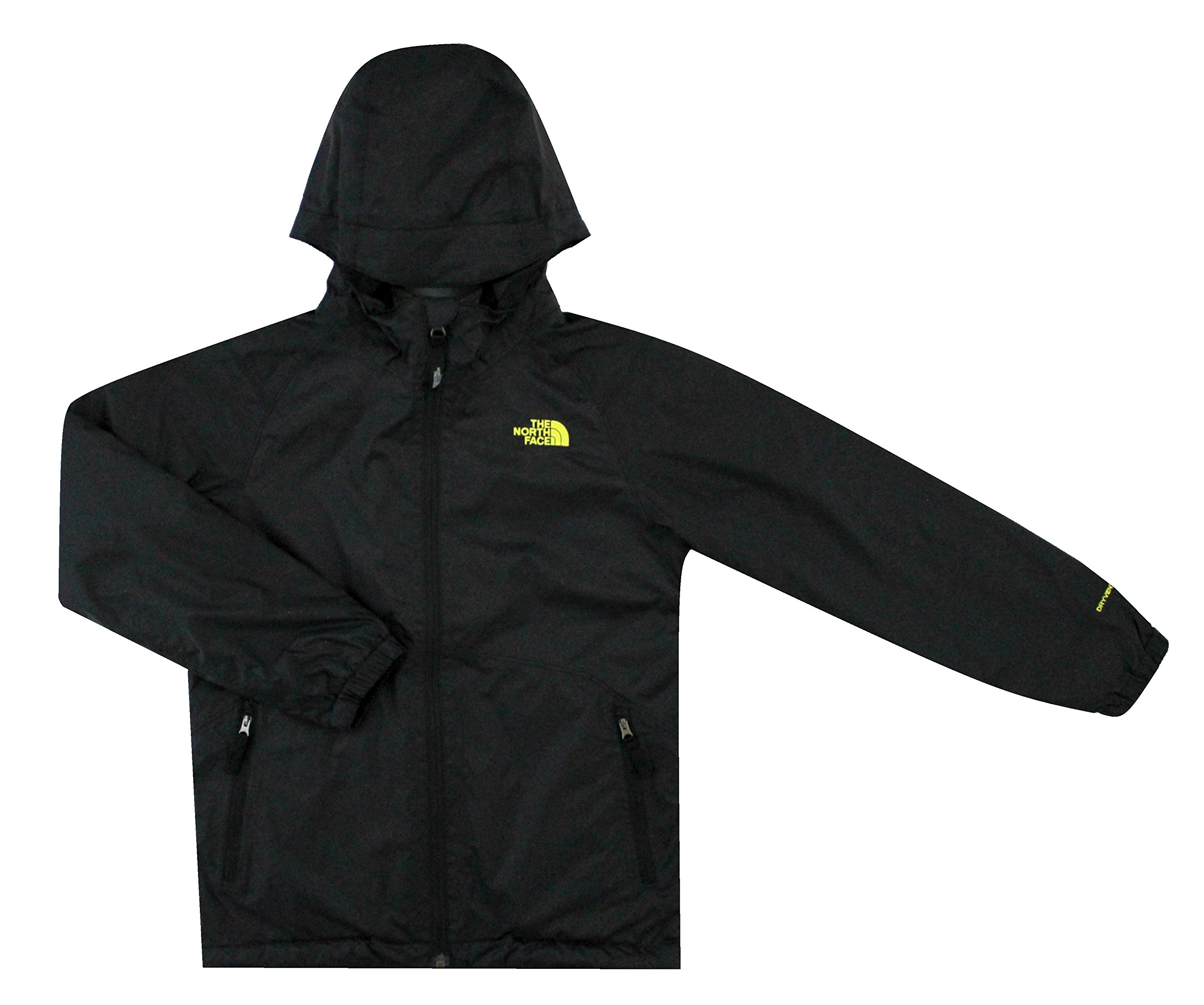 THE NORTH FACE WILL spring / fall youth BOYS TRICLIMATE JACKET (L 14/16, Tnf Black /Grey)