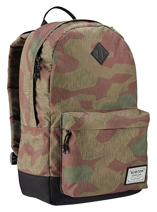 Burton Mochila Kettle, Color Splinter Camo Print, tamaño Talla única, Volumen Liters 20.0