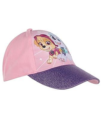 Paw Patrol Gorra de béisbol para Chicas Malva 54: Amazon.es: Ropa ...
