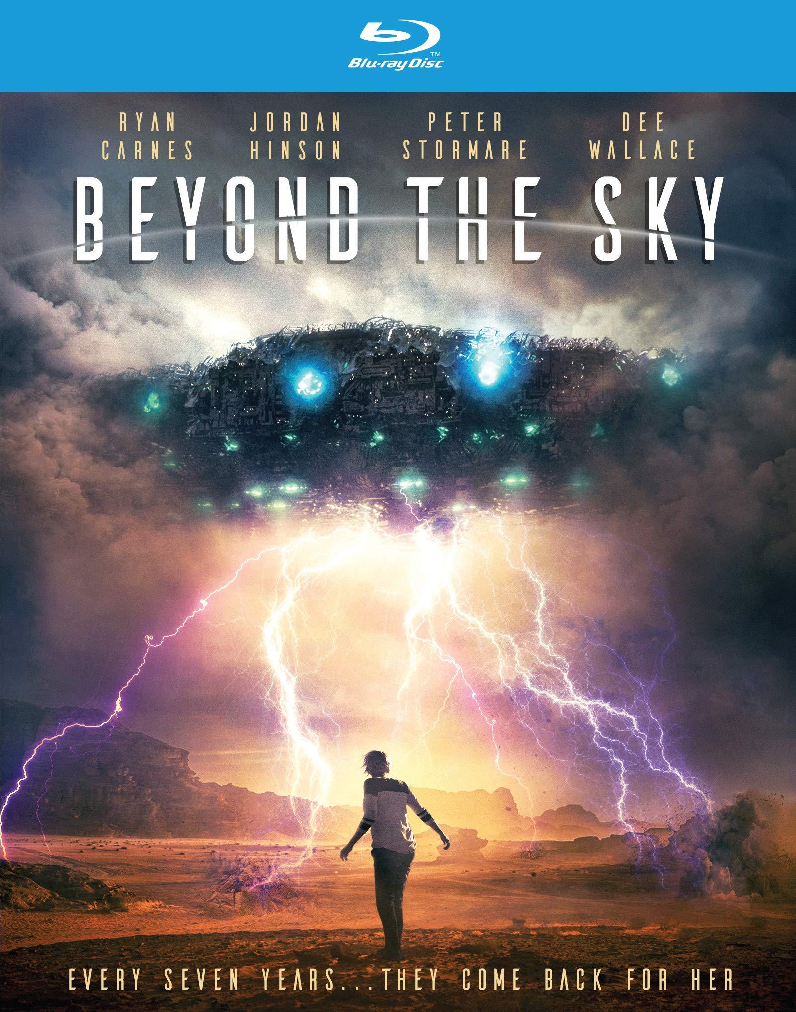 Blu-ray : Beyond The Sky (Blu-ray)