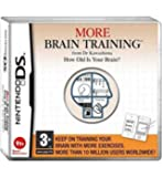 Nintendo DS™ More Brain Training Game