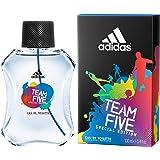 Adidas Team Five 100ml Eau De Toilette, 0.5 Kilograms