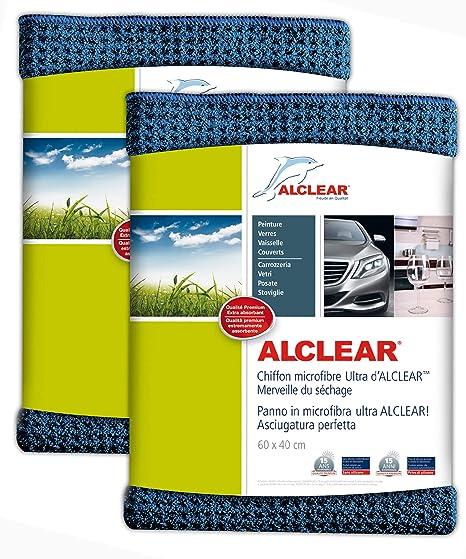 Panno Microfibra Per Asciugare L Auto.Alclear Panno In Micro Fibra Super Asciutto Per Un Auto Perfetta