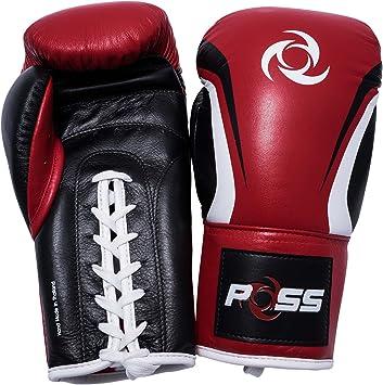Everlast Pro Style PREMIUM Training Gloves Kick Boxing Cross Gym Men Women PAIR
