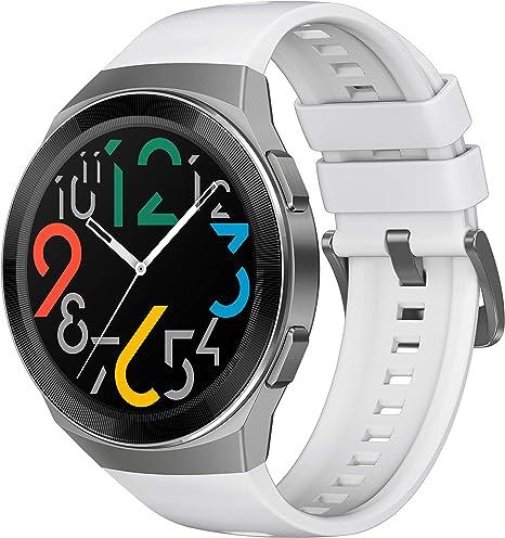 Huawei Watch Gt 2e Smartwatch Icy White Elektronik