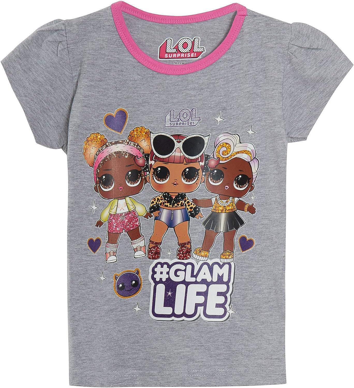 Lora Dora LOL Surprise Dolls Girls Short Pyjamas Shortie Pjs