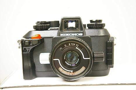 Nikon Nikonos V Cuerpo de la cámara Naranja: Amazon.es: Electrónica