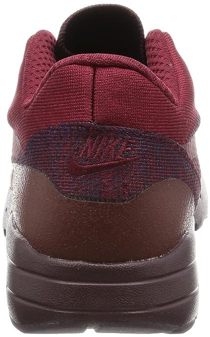size 40 ca4c7 c02e4 Amazon.com   Nike Men s Air Max 1 Ultra Flyknit, Black Black-Anthracite    Road Running