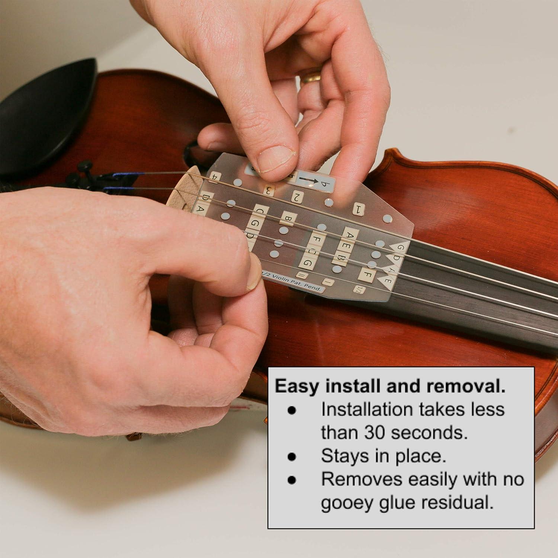 Fantastic Viola Finger Guide for 13 Viola Fiddle