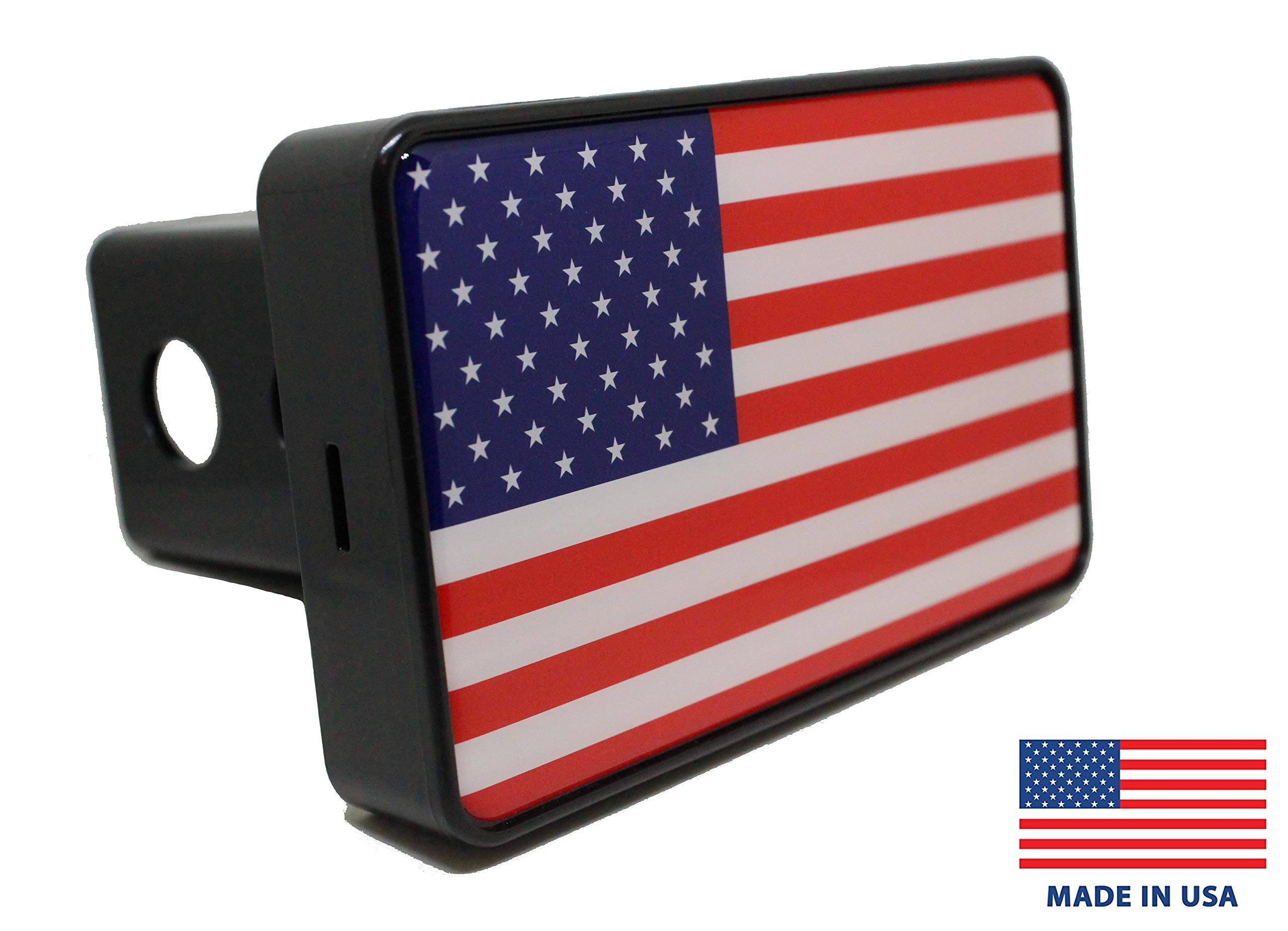 Bright Hitch - American Flag Hitch Cover by Bright Hitch