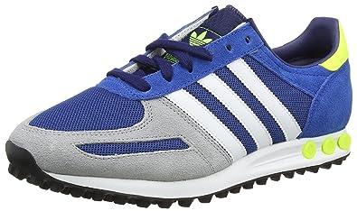 adidas uomo trainer blu