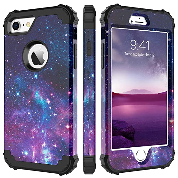 iphone 8 case shockproof heavy duty