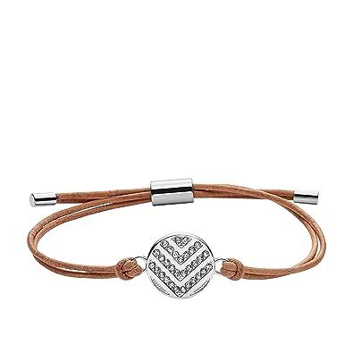 wo zu kaufen Geschäft große Auswahl Fossil Damen-Armband JF02672040