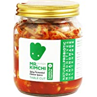 240g Freshly UK- made Vegetarian Kimchi based on Authentic Korean Recipe (Natural Fermentation, Natural Probiotics, No Artificial Additives)