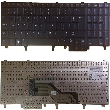 Nuevo Apple Macbook Air A1369 MC503LL/un ordenador portátil teclado UK negro sin marco/