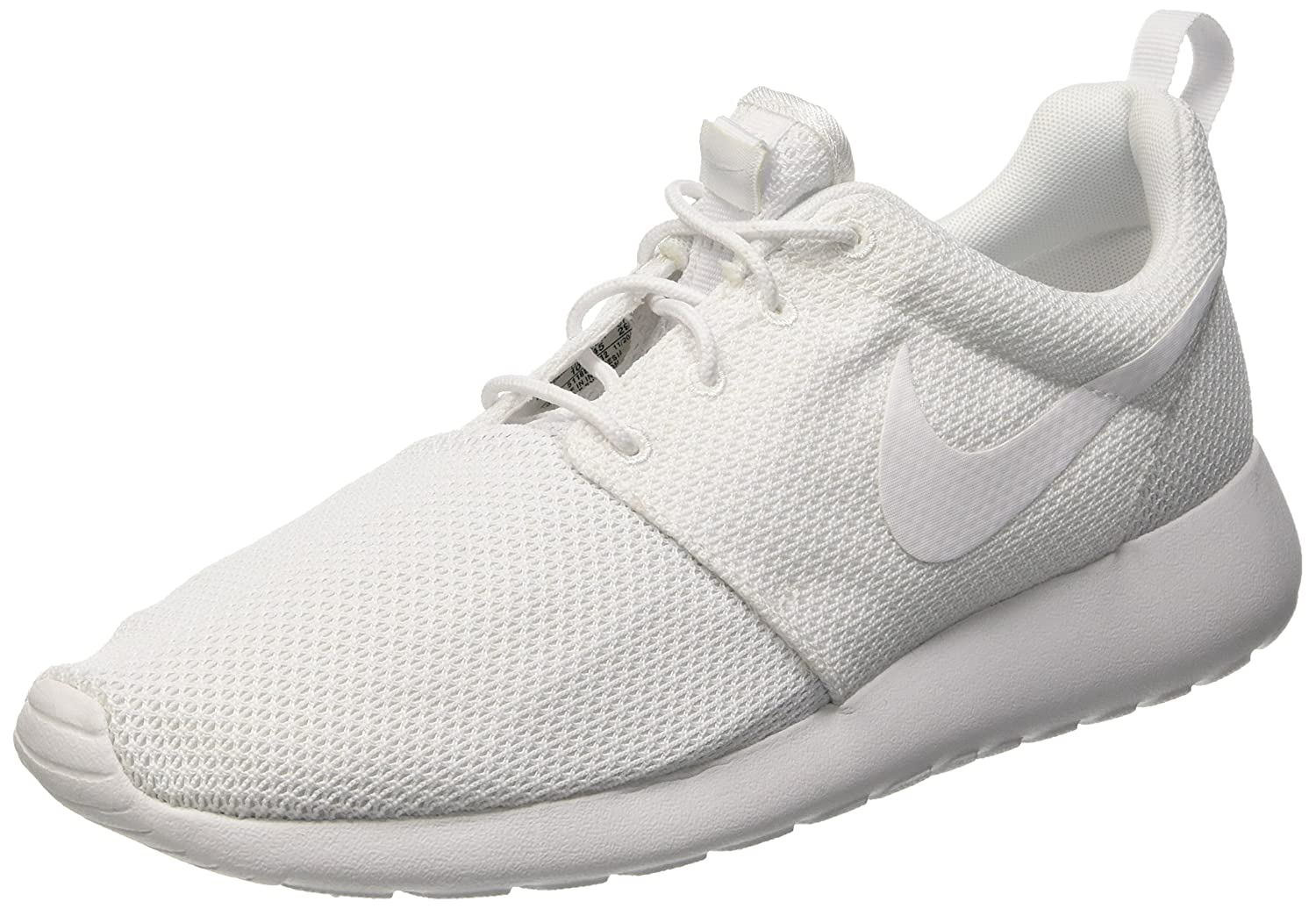 uk availability dbcbc 53752 Nike Men's Rosherun Running Shoe 9.5 White