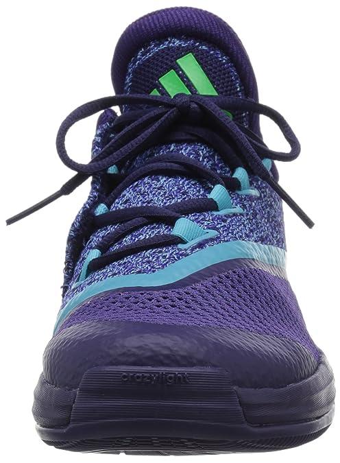 super popular bbea5 36683 adidas Crazylight Boost 2.5 Low, Chanclas para Hombre Amazon.es Zapatos y  complementos