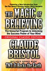 The Magic of Believing (Original Classic Edition) Kindle Edition