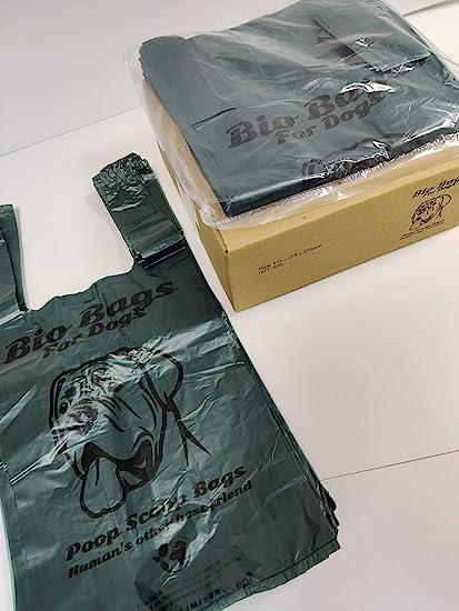 PANMER - Bolsas biodegradables para Caca de Perro (1000 Unidades ...