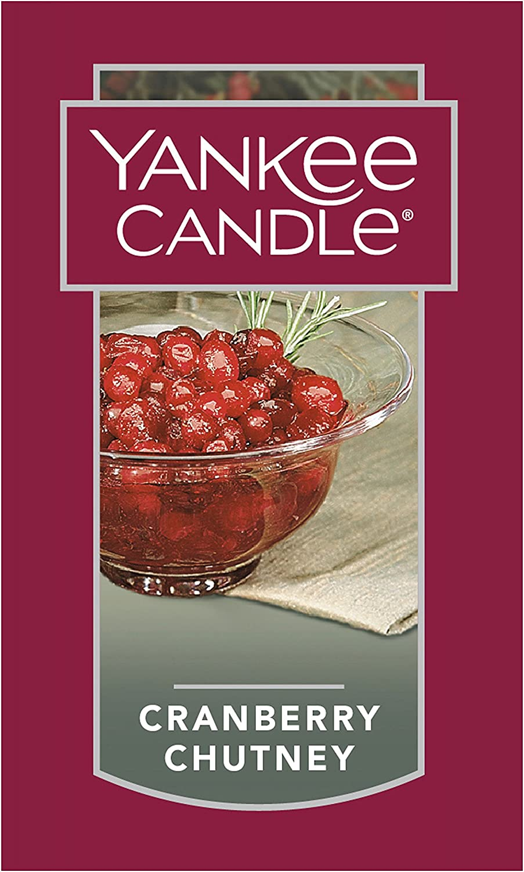 Yankee Candle Large Jar Candle, Autumn Wreath: Home & Kitchen