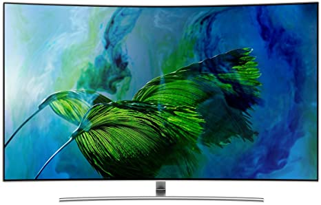 308138944 Samsung 138 cm 4K UHD QLED Smart TV 55Q8C  Amazon.in  Electronics