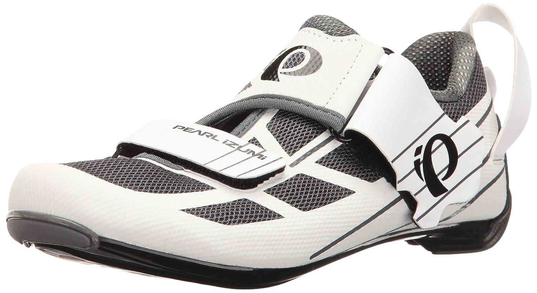White Shadow Grey Pearl Izumi Womens W Tri Fly Select V6 Cycling shoes
