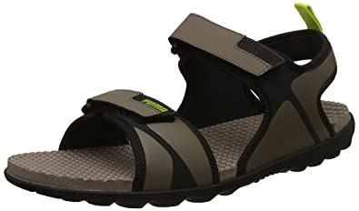 acd3bde4db82 Puma Men s Sandals  Buy Online at Low Prices in India - Amazon.in