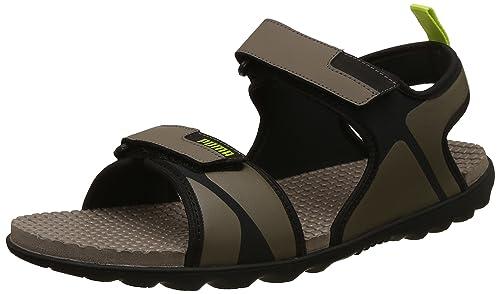 Puma Men's Silicis Nu Idp Olive Sandals