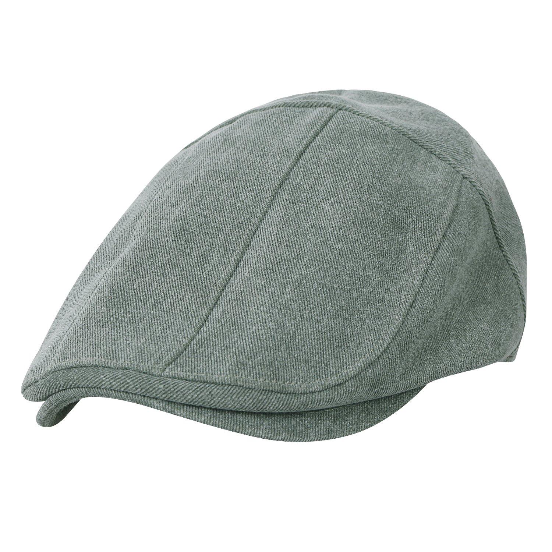 ililily Cotton Panel Adjustable Gatsby newsboy Hat Cabbie Hunting Flat Cap   Amazon.co.uk  Clothing 2ada7676c1b3