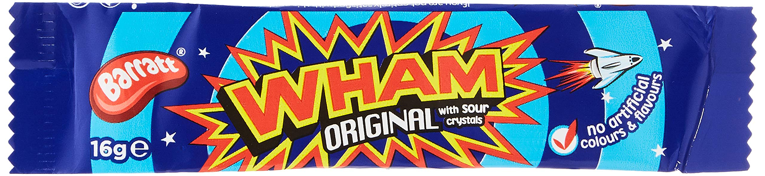Wham Original Raspberry Chew Bars x60 - Full Box Wholesale