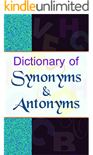 Dictionary of English Synonyms: Vocabulary Building (English
