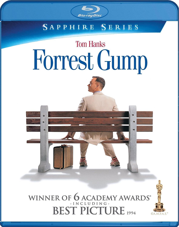 88bbab5efb476 Amazon.com: Forrest Gump [Blu-ray]: Various: Movies & TV
