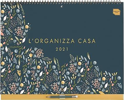 Boxclever Press L'Organizza Casa Calendario 2021. Calendario 2021