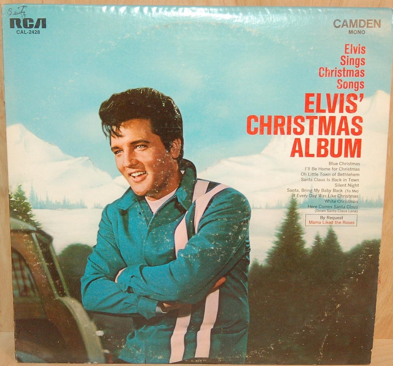 Elvis Presley - Elvis Christmas Album - Amazon.com Music