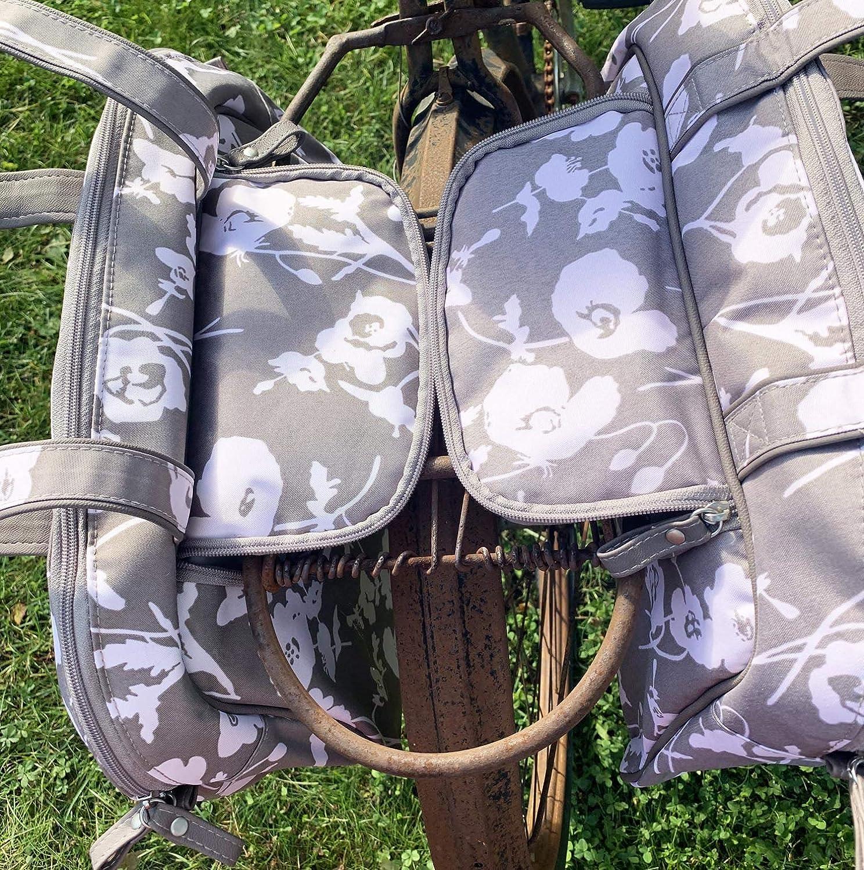 VDP Basil Elegance-Carry Lot de 2 porte-bagages 35 x 15 x 40 cm