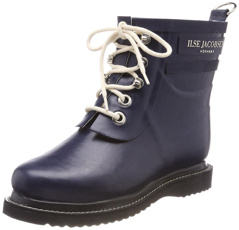 ILSE JACOBSEN Women's Rub 2 Rain Boot B01DTYB656 41 M EU|Dark Indigo