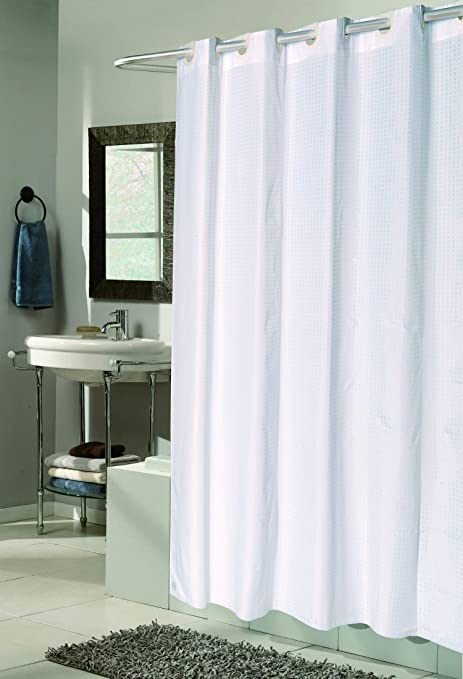 Royal Bath Easy On No Hooks Needed Extra Wide 108quot X 72quot