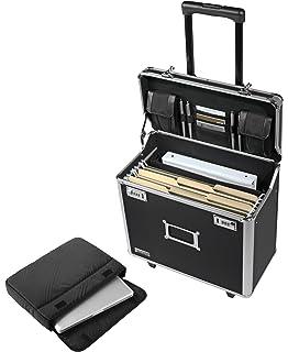 Amazoncom Vaultz Vz01270 Locking Mobile File Chest Letterlegal