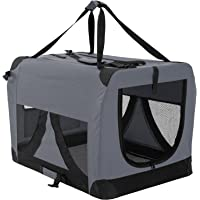 Paw Mate Soft Dog Crate XXXL - Grey