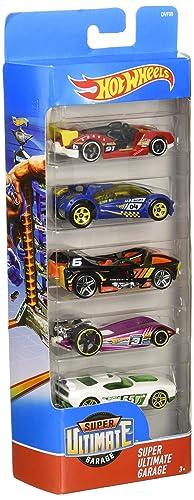 Hot Wheels 5-Car Gift Pack (style may vary)