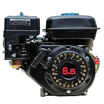 Motor de gasolina 6,5 CV, por ejemplo, para bomba de agua ...