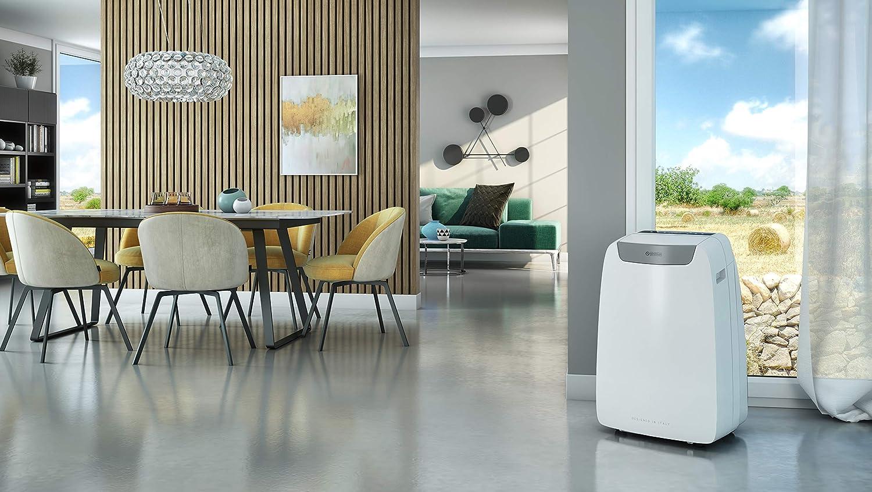 13000 BTU//h 2.93 kW con Telecomando Design Prodotto in Italia Natural Gas R290 Olimpia Splendid 01916 Dolceclima Air Pro 13 A+ Climatizzatore Portatile