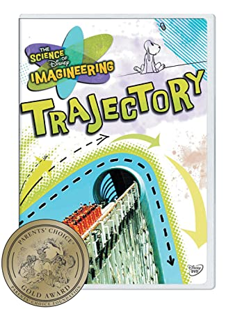 The Science of Disney Imagineering: Trajectory Classroom Edition [Interactive DVD]