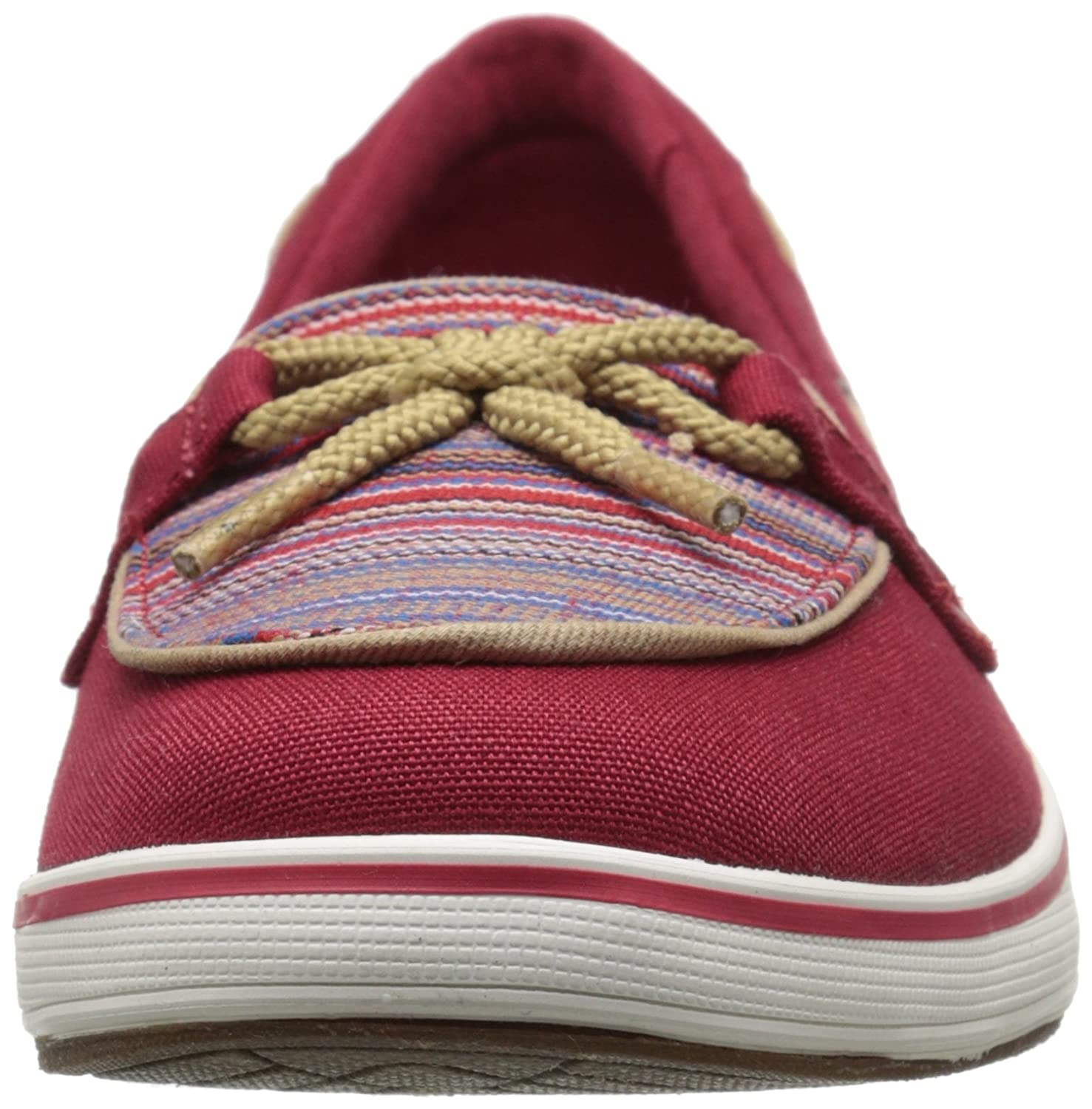 Grasshoppers Womens Windham Slip-On Flat