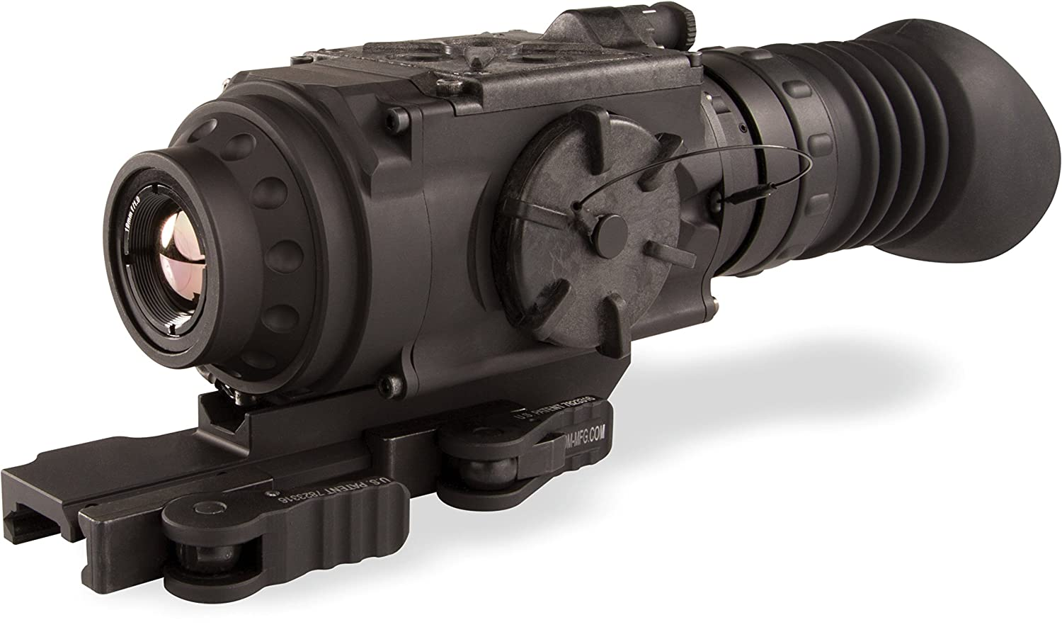 Amazon.com : FLIR Thermosight Pro PTS233 1.5-6x19mm Thermal Imaging Rifle Scope with Boson 320x256 12 micron 60Hz Core : Sports & Outdoors