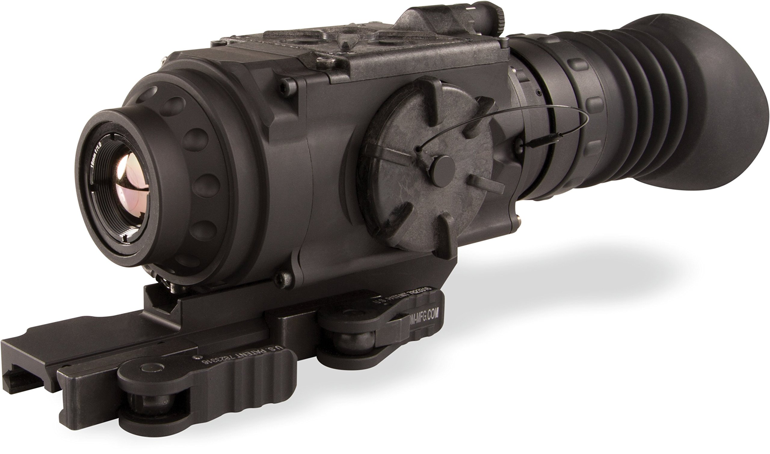 FLIR Thermosight Pro PTS233 1.5-6x19mm Thermal Imaging Rifle Scope with Boson 320x256 12 micron 60Hz Core by FLIR Systems, Inc.